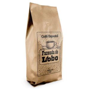 Café Especial 1kg 100% Arábica Fazenda do Lobo