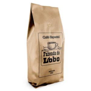 Café Especial 250g 100% Arábica Fazenda do Lobo