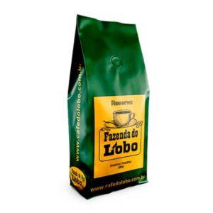 Café Reserva Bourbon Amarelo 250g Fazenda do Lobo